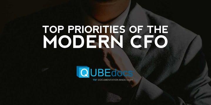 Modern CFO Priorities